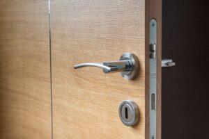 door handle by Expert Windows