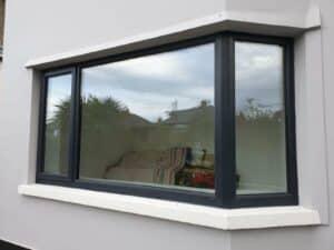 Aluclad window by expert windows