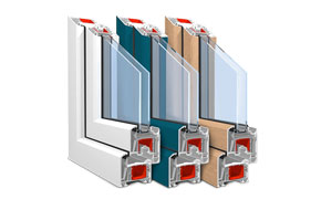 Appearance of windows and doors