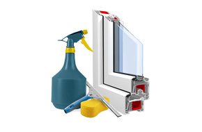 Practicality and ease of maintenance in uPVC windows and doors